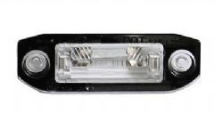 Volvo S40, V50, C70, V60, V70, S60, S80, XC60 Rear Number Plate Lamp / Light